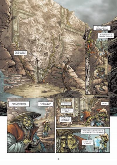 Page 1 mercenaires tome 1 - la meute du griffon
