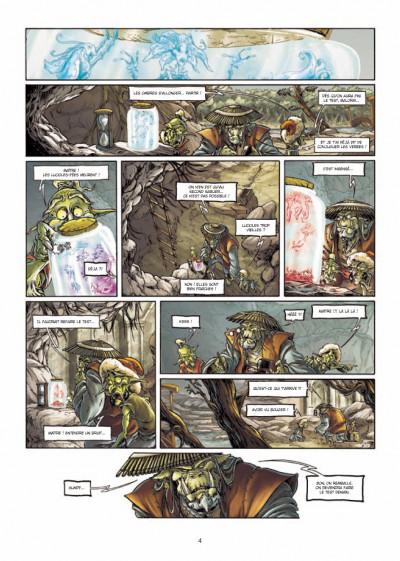 Page 2 mercenaires tome 1 - la meute du griffon