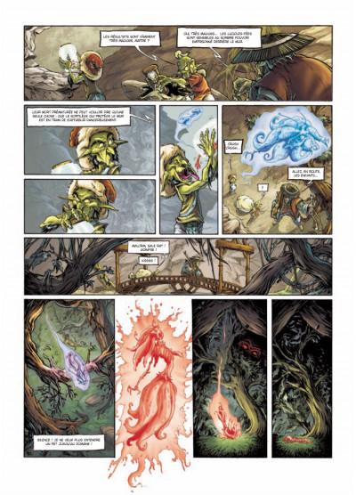 Page 3 mercenaires tome 1 - la meute du griffon