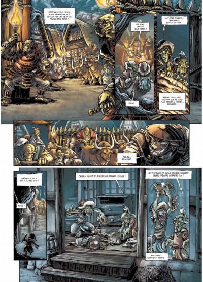 Page 6 mercenaires tome 1 - la meute du griffon