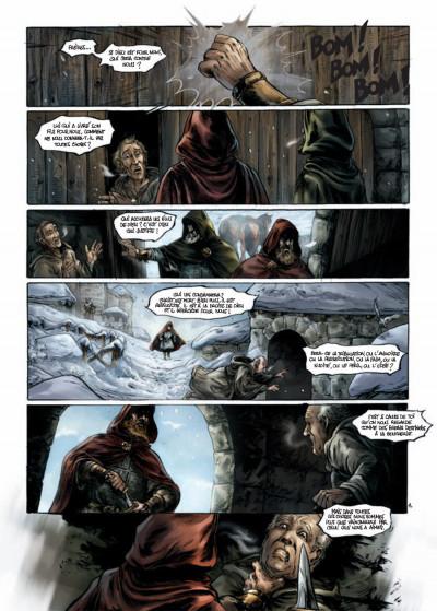 Page 1 Durandal - la marche de Bretagne tome 3