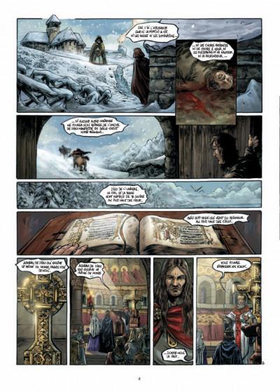 Page 2 Durandal - la marche de Bretagne tome 3