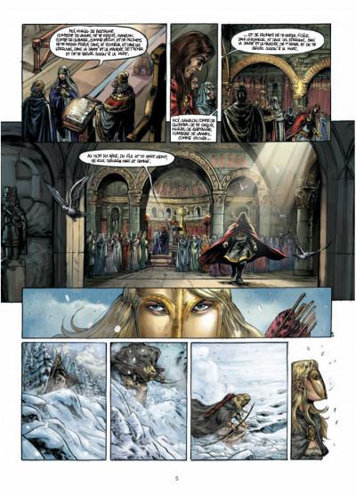 Page 3 Durandal - la marche de Bretagne tome 3