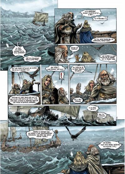 Page 5 Durandal tome 3 - la marche de Bretagne