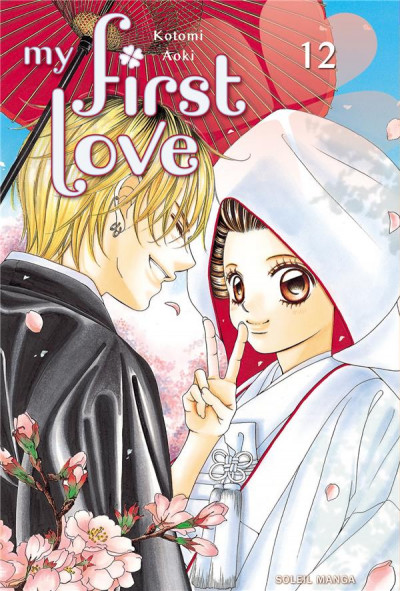 Couverture my first love tome 12