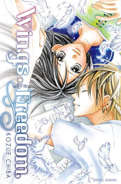 Couverture wings of freedom tome 1