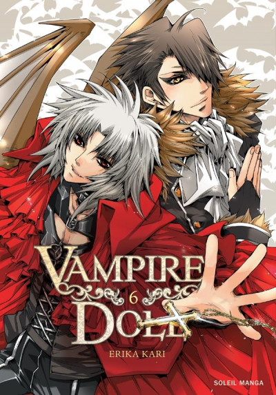Couverture vampire doll tome 6
