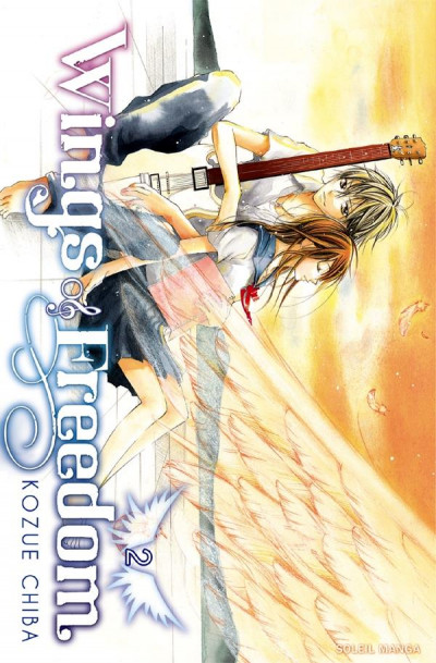 Couverture wings of freedom tome 2