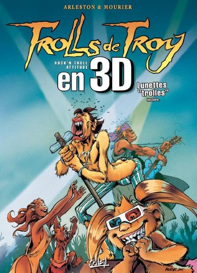 Couverture trolls de Troy tome 8 - en 3D