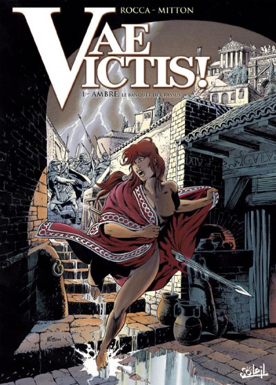 Couverture Vae victis tome 1