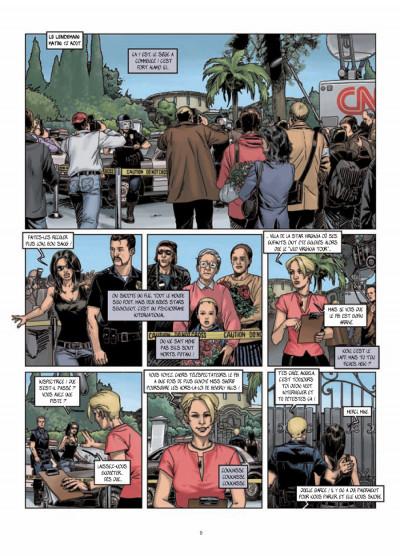 Page 1 du plomb pour les garces tome 1
