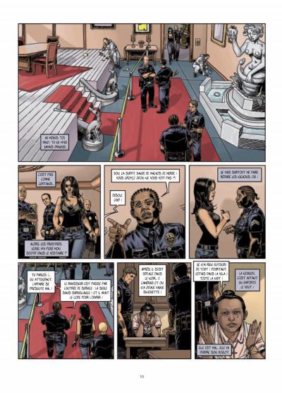 Page 2 du plomb pour les garces tome 1