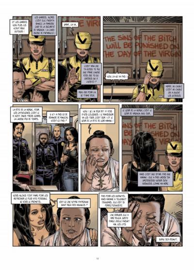 Page 3 du plomb pour les garces tome 1