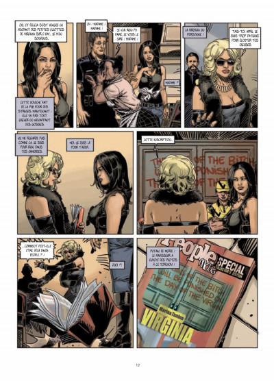 Page 4 du plomb pour les garces tome 1