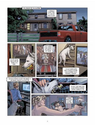 Page 1 du plomb pour les garces tome 2