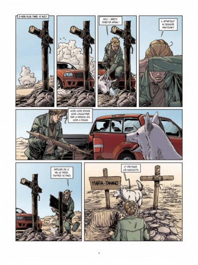 Page 2 du plomb pour les garces tome 2