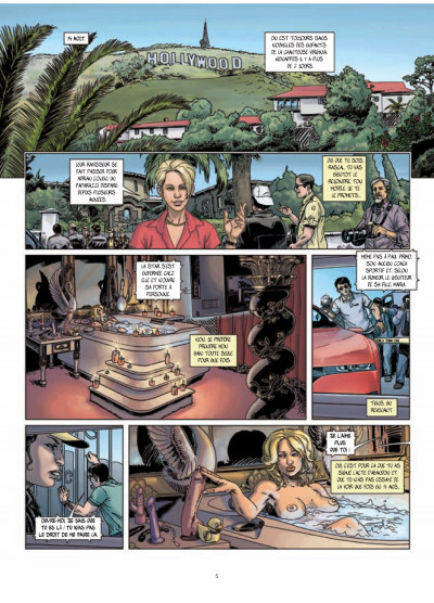 Page 3 du plomb pour les garces tome 2