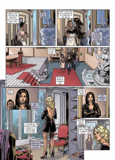 Page 5 du plomb pour les garces tome 2