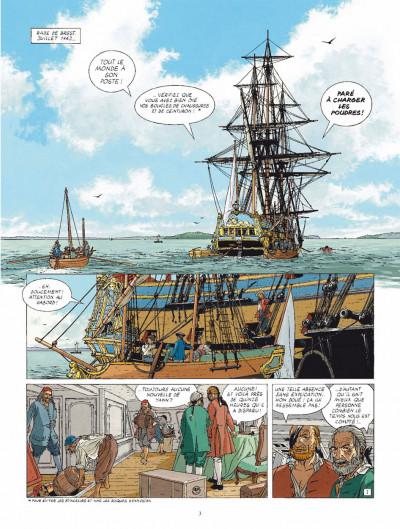 Page 1 L'épervier tome 8