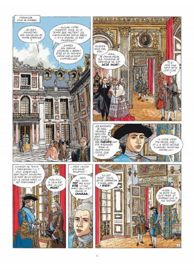 Page 2 L'épervier tome 8