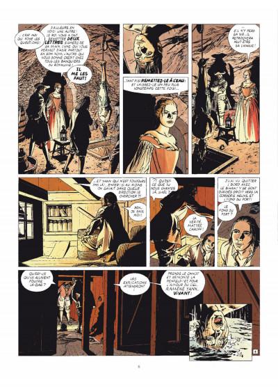 Page 4 L'épervier tome 8