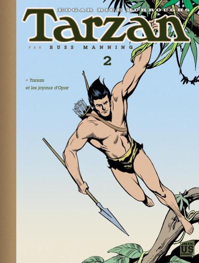 image de Tarzan - archives tome 2 - Tarzan et les joyaux d'Opar