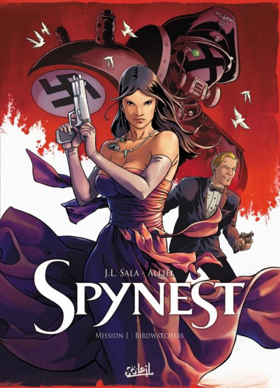 image de spynest tome 1 - birdwatchers