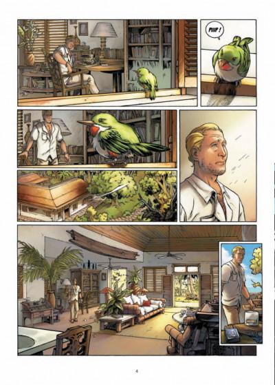 Page 2 spynest tome 1 - birdwatchers