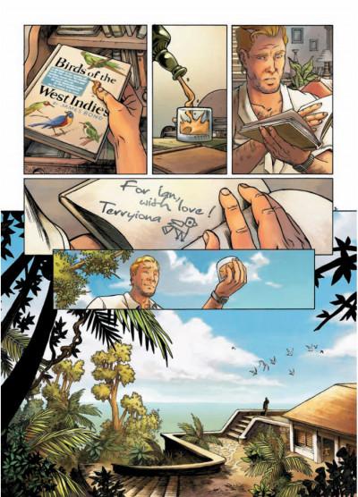 Page 3 spynest tome 1 - birdwatchers