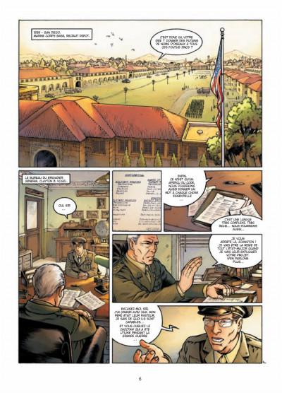 Page 4 spynest tome 1 - birdwatchers