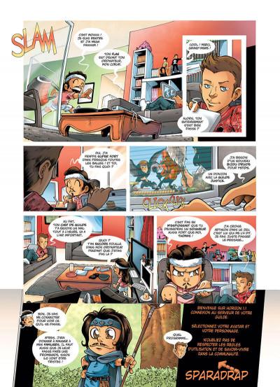 Page 5 Noob T.4 - les crédits ou la vie