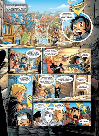 Page 6 Noob T.4 - les crédits ou la vie
