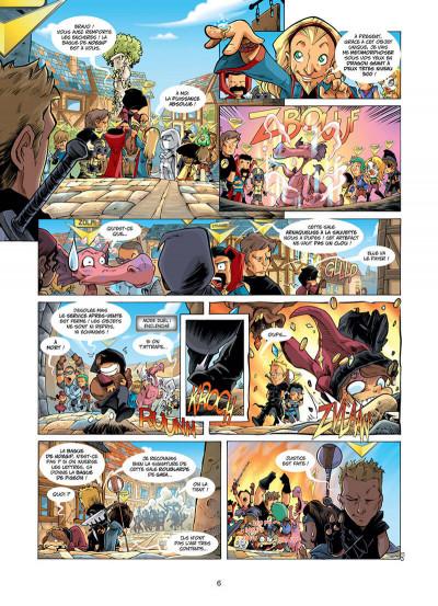 Page 7 Noob T.4 - les crédits ou la vie