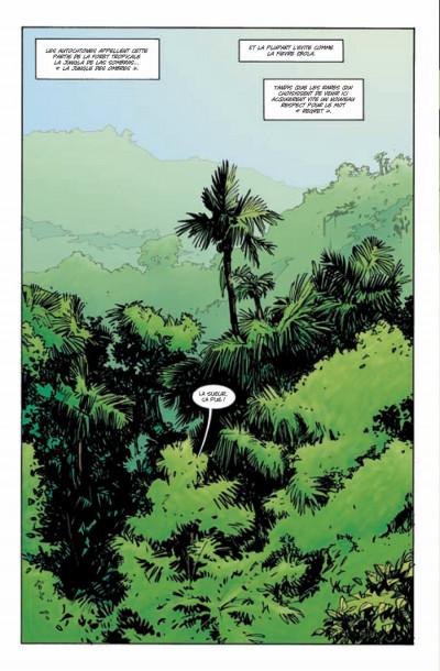 Page 1 Superman vs. Predator