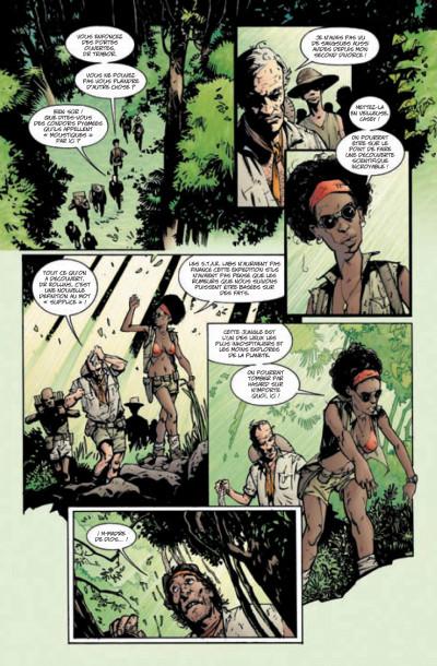 Page 2 Superman vs. Predator