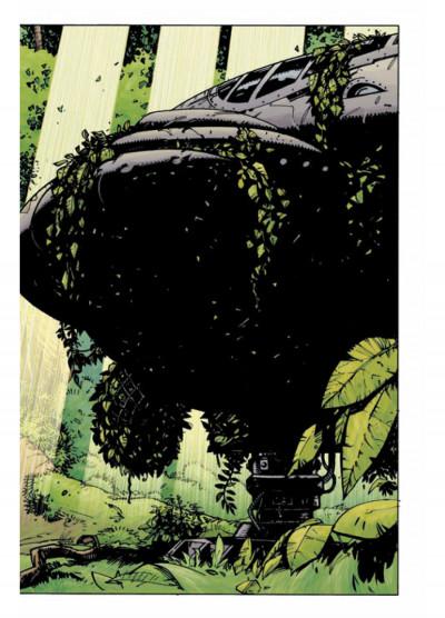 Page 4 Superman vs. Predator