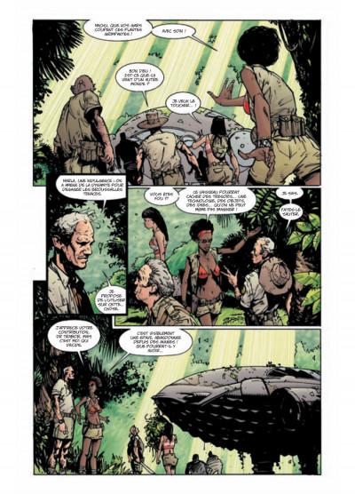 Page 5 Superman vs. Predator
