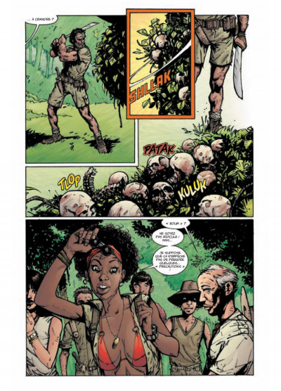 Page 6 Superman vs. Predator