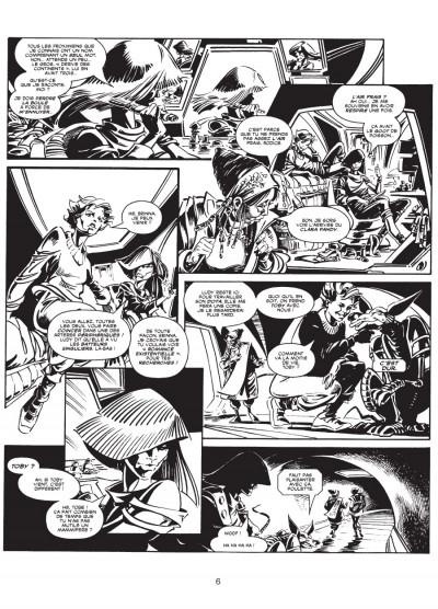 Page 3 les trésors d'Alan Moore ; la ballade d'Halo Jones