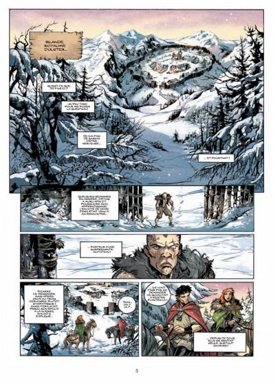 Page 1 chroniques de la guerre des fées tome 1 - dans la gueule du loup
