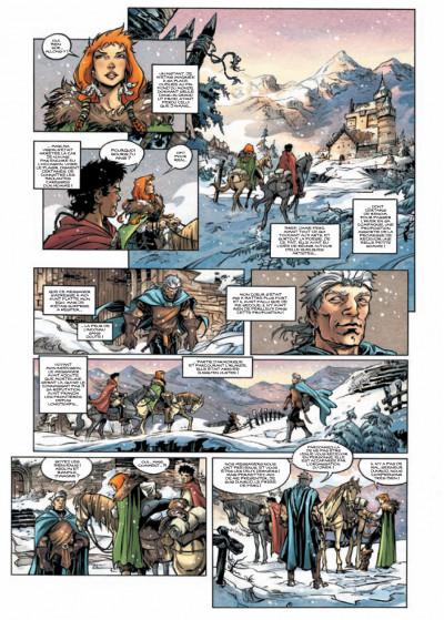 Page 2 chroniques de la guerre des fées tome 1 - dans la gueule du loup