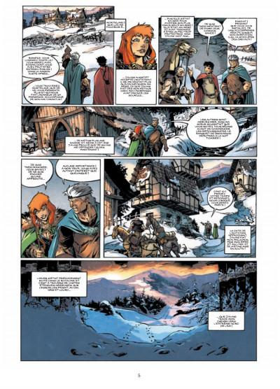 Page 3 chroniques de la guerre des fées tome 1 - dans la gueule du loup