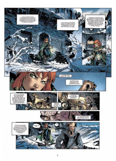 Page 4 chroniques de la guerre des fées tome 1 - dans la gueule du loup