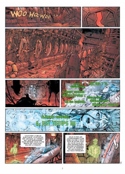 Page 5 déluge tome 1 - retour
