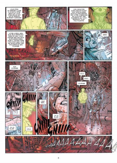 Page 6 déluge tome 1 - retour