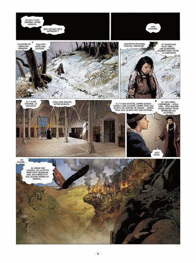 Page 4 Marie des dragons tome 4 - William