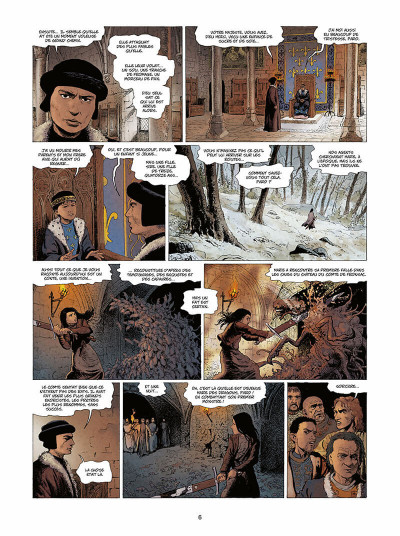 Page 7 Marie des dragons tome 4 - William