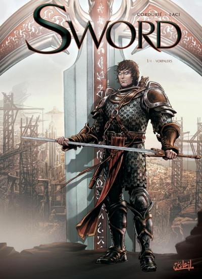 image de sword tome 1 - vorpalers