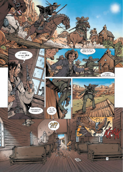 Page 2 western valley tome 1 - chicanas