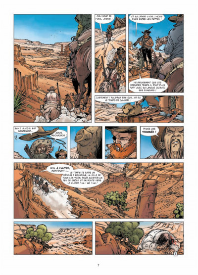 Page 5 western valley tome 1 - chicanas